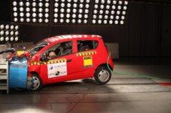 Chevrolet Spark fica com zero estrela no Latin NCAP