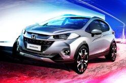 Mini-SUV da Honda, WR-V estreará no Salão