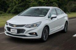 Novo Chevrolet Cruze fica até R$ 2.900 mais caro