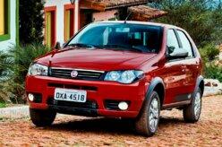 Fiat Palio Fire fica mais caro e vai a R$ 33.500