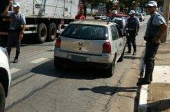 Os cinco carros apreendidos com mais multas em São Paulo