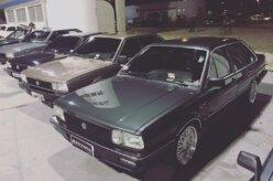 Evento celebra os carros dos anos 1980
