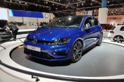 Volkswagen exibe o apimentado Golf R e o Gol GT Concept