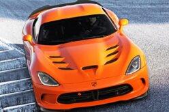Último Dodge Viper é produzido nos Estados Unidos