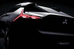 Mitsubishi apresenta teaser do novo Evolution