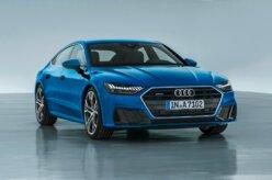 Audi lança nova geração do A7 que chega aqui em 2018