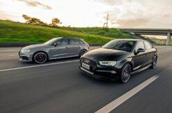 Audi venderá RS3 hatch e sedã pelo mesmo preço: R$ 329.990