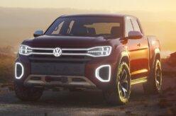 Volkswagen apresenta a nova picape Atlas Tanoak em Nova York