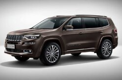 Jeep Grand Commander: maior SUV da marca é exibido na China