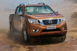 Nissan Frontier tem o preço reajustado em até R$ 1.400