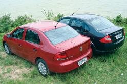 Voyage supera Fiesta Sedan em detalhes