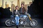 Moto criada por Keanu Reeves tem preço revelado