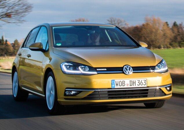 Amado Novo VW Golf TSI ACT faz 25 km/l na cidade - Notícias iCarros CD27