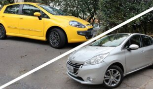 Com 208, Peugeot se arma contra Fiat Punto