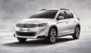 Citroën C3-XR mira no mercado chinês
