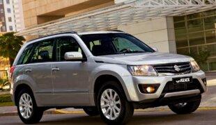Suzuki Grand Vitara dá adeus ao mercado brasileiro