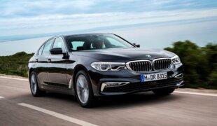 BMW confirma preços do Série 5 para o Brasil