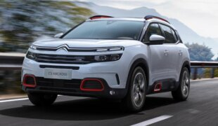 Citroën C5 Aircross antecipa nova geração de SUVs da marca