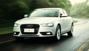 Recall da Audi afeta A4 e A5