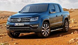 Em pré-venda, VW Amarok V6 está esgotada na Argentina