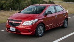 Chevrolet convoca recall do Onix Joy por problema no pneu