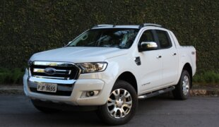 Recall: Ford chama Ranger 2015 a 2017