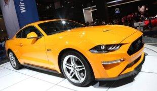 Frankfurt: Ferrari, Polo GTI e Mustang brilham no salão
