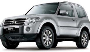Mitsubishi convoca recall para Pajero Full