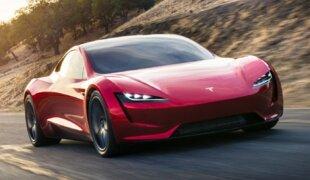 Novo Tesla Roadster acelera de 0 a 100 km/h em 1,9 segundo