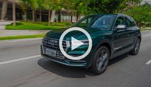 Primeiro contato: Audi SQ5