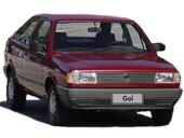 36;Volkswagen;1  Gol BX 1.6 1987