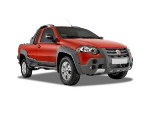 Fiat Strada Working 1.4 (Flex)(Cab Dupla) 2012