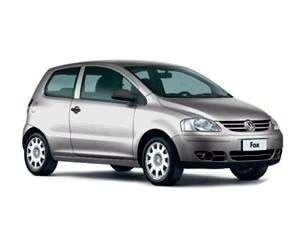 Volkswagen Fox Plus 1.6 8V (Flex) 2005