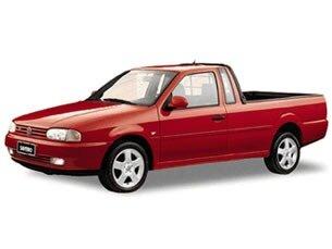 Volkswagen Saveiro CL 1.8 MI 1998