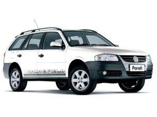 Volkswagen Parati Track Field 1.6 MI (Flex) 2006