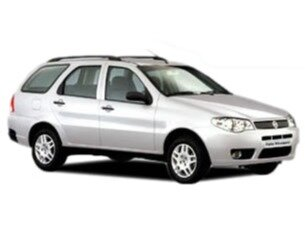 Fiat Palio Weekend ELX 1.4 8V (Flex) 2008