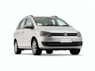 Volkswagen SpaceFox 1.6 8V (Flex) 2011