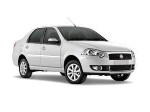 Fiat Siena ELX 1.4 8V (Flex) 2009