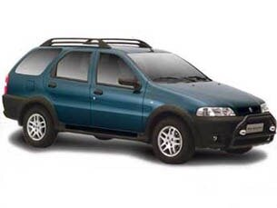 Fiat Palio Weekend Adventure 1.8 8V 2005