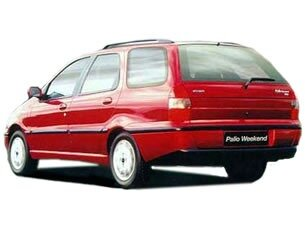 Fiat Palio Weekend Stile 1.6 MPi 16V 1997