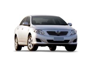 Toyota Corolla Sedan GLi 1.8 16V (flex) 2010