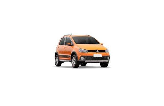 Volkswagen CrossFox 2010