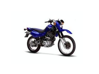 Yamaha XT 600 2004