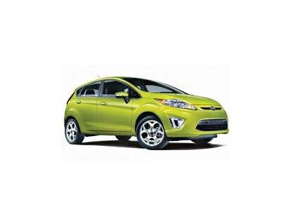 Ford New Fiesta Hatch 2012
