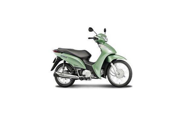 Honda BIZ 125 2008