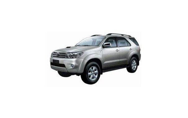 Toyota Hilux SW4 2009