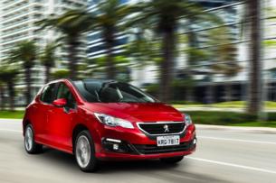 Peugeot 308 1.6 THP Business (Aut) (Flex) 2019: Ficha Técnica