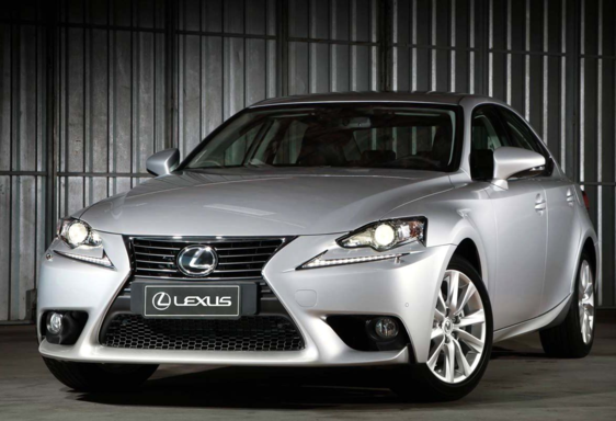 Lexus IS 250 2.5 V6 F Sport 2014