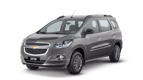 8a9a066ca3d8f Preço de Chevrolet Spin Advantage 5S 1.8 (Flex) 2015  Tabela FIPE e KBB