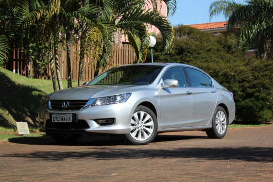 Honda Accord Sedan EX 3.5 V6 (aut) 2014
